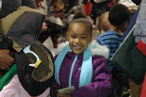 Photo from 2012 Coats For Kids. See more photos here.