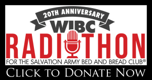 Radiothon donate button