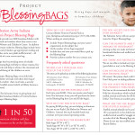 Blessing Bags Info