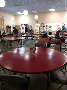 Salvation Army shelters evacuees