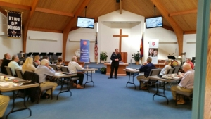Marion, IN Salvation Army hosts 2016 webcast